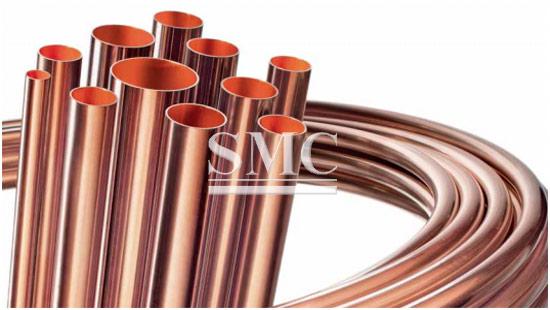 Tube En Cuivre Shanghai Metal Corporation
